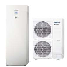 """Panasonic """"viskas viename"""", H kartos 12kW šilumos siurblys"""