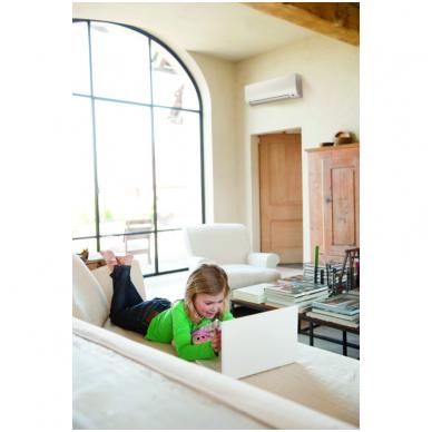 Daikin šilumos siurblys Optimised Heating IV 4,4/6,7kW 4