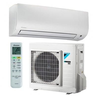 Daikin šilumos siurblys Optimised Heating IV 4,4/6,7kW