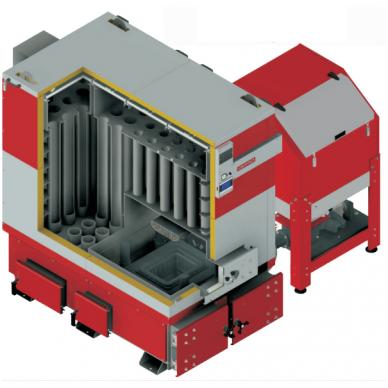 Defro Kompakt Max 250 granulinis katilas 2