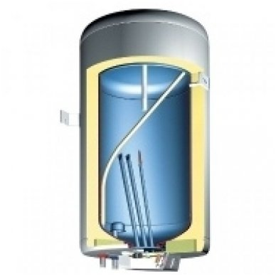 Elektrinis vandens šildytuvas Gorenje GBU 100 N, 100 l 2