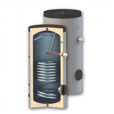Kombinuotas vandens šildytuvas SunSystem SN 300