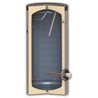 Elektrinis vandens šildytuvas SunSystem SEL 200 2