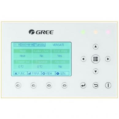 Gree Versati II+ CQ10 šilumos siurblys 2