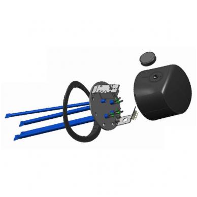 Elektrinis vandens šildytuvas Gorenje VLG 300, 300 l 3