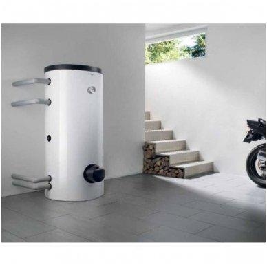 Elektrinis vandens šildytuvas Gorenje VLG 300, 300 l 2