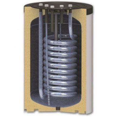 Greitaeigis vandens šildytuvas SunSystem SWUP 150 2