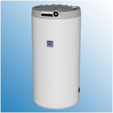 Netiesioginio šildymo vandens šildytuvas Dražice OKC NTR/HV 125