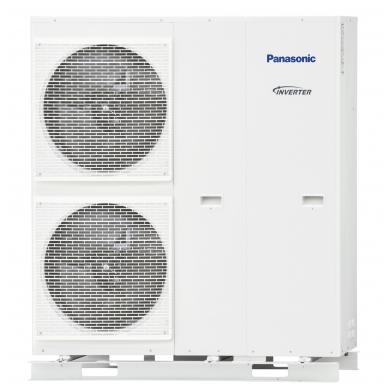 Panasonic Monoblock T-CAP 12kW šilumos siurblys