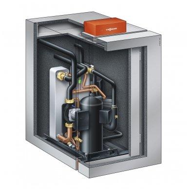 Viessmann Vitocal 200-G šilumos siurblys 13kW 2