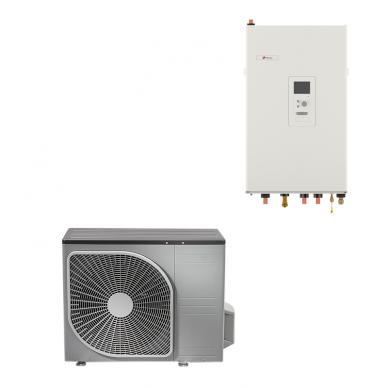Alpha Innotec L6 Split - HM6 / 4-6kW be boilerio