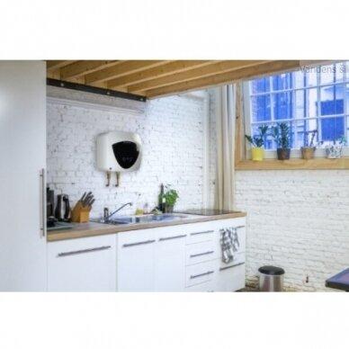 ARISTON ANDRIS LUX ECO 15L elektrinis vandens šildytuvas (su pasirinkimais) 3