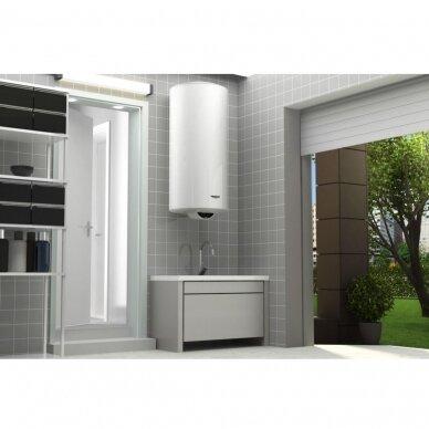 ARISTON ARI HPC 150L 560 R vandens šildytuvas su keramikiniu tenu ir aktyviu anodu 2