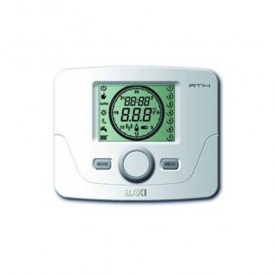 BAXI programuojamas belaidis termostatas (Baxi Platinum katilams)