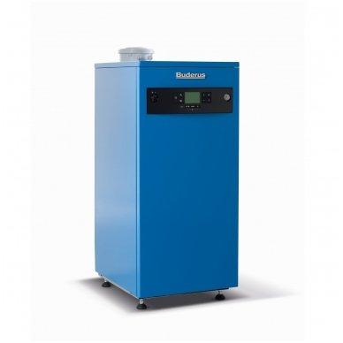 Buderus Logano Plus GB102-30 dujinis kondensacinis katilas 30kW