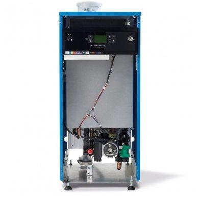 Buderus Logano Plus GB102-42 dujinis kondensacinis katilas 42kW 2