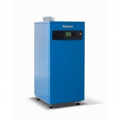 Buderus Logano Plus GB102-16 dujinis kondensacinis katilas 16kW