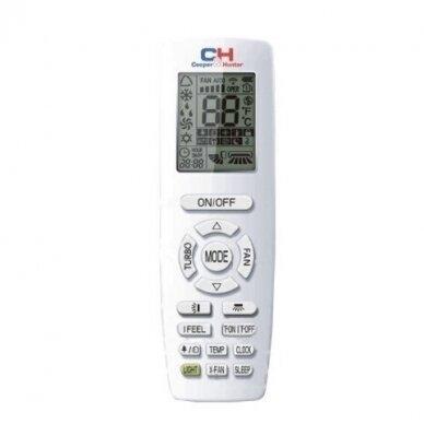 COOPER&HUNTER VITAL INVERTER CH-S12FTXF-NG oro kondicionierius / šilumos siurblys oras-oras 3