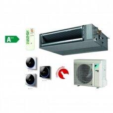 DAIKIN FBA60A9 RXM60N9 SPLIT (IKI 150PA) ortakinis oro kondicionierius