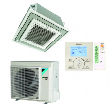 DAIKIN FFA35A9 RXM35N9 SPLIT (FULLY FLAT COMPACT) kasetinis oro kondicionierius