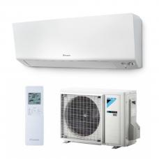 DAIKIN MULTISPLIT oro kondicionieriaus su PERFERA vidiniu bloku 3-ims kambariams (su pasirinkimais)