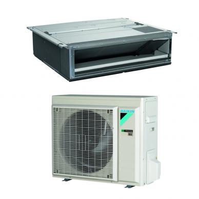DAIKIN FDXM25F9 RXM25N9 SPLIT (IKI 40PA) ortakinis oro kondicionierius 2