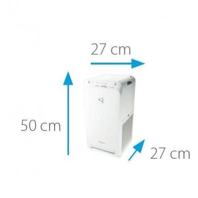DAIKIN MC55W oro valymo įrenginys 6