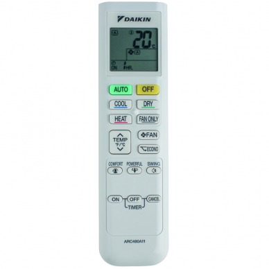 Daikin oro kondicionierius Comfora FTXP35 3,5/4,0kW 3