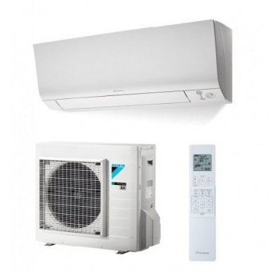 Daikin šilumos siurblys Optimised Heating IV 4,5/6,7kW