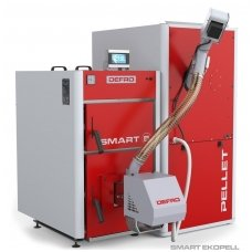 Defro Smart EkoPell 24 granulinis katilas