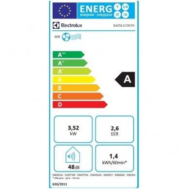 Electrolux Mango mobilus oro kondicionierius 3,5kW 2
