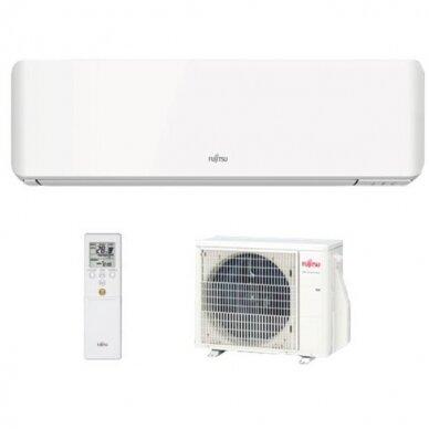 FUJITSU KM serijos ASYG07KMCC + AOYG07KMCC oro kondicionierius 2,0-2,5kw