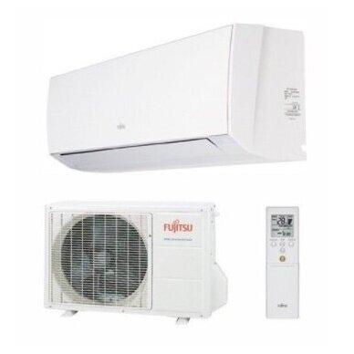 FUJITSU NORDIC KM serijos  ASYG14KMCB + AOYG14KMCBN oro kondicionierius 4.2-5.4kw