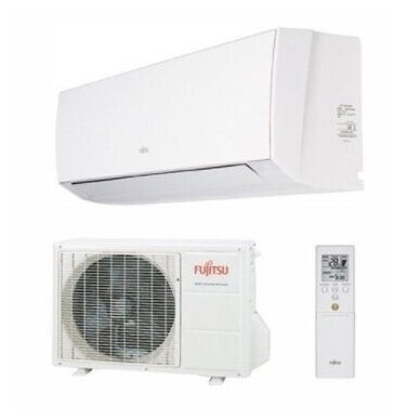 FUJITSU NORDIC KM serijos  ASYG12KMCB +  AOYG12KMCBN oro kondicionierius 3.4-4.0kw