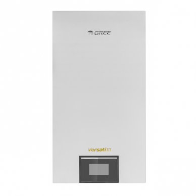 GREE VERSATI III  9,5/8,5 kW  oras - vanduo šilumos siurblys 3