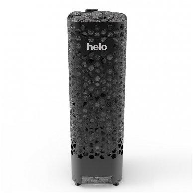 HELO HYMALAYA 6,5 kW elektrinė krosnelė pirčiai (juoda)