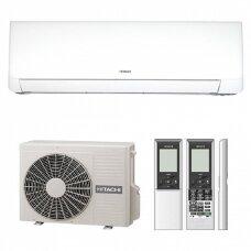 HITACHI SHIROKUMA HHAW RAK 35RXB / RAC 35WXB sieninis oro kondicionierius