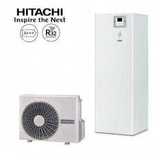 HITACHI YUTAKI S 6 kW Combi su integruotu boileriu (su pasirinkimais)