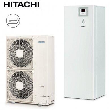 HITACHI YUTAKI S 16 kW Combi su integruotu boileriu (su pasirinkimais)