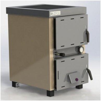 Ignis M 10 kW katilas - viryklė