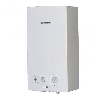 JUNKERS miniMAXX 14-2P dujinė vandens šildymo kolonėlė