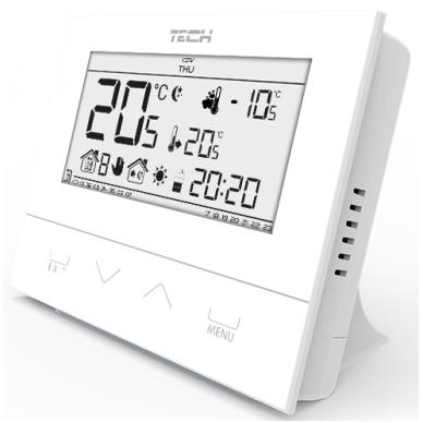 Kambario termostatas Tech