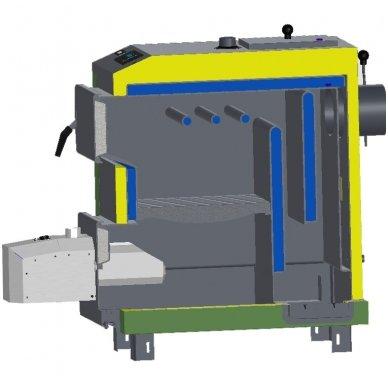 Kamen Pellet Mini 17 kombinuotas katilas 2
