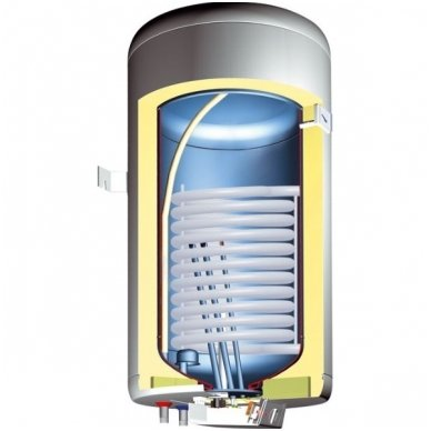 Kombinuotas vandens šildytuvas Gorenje GBK 80, 80 l 2