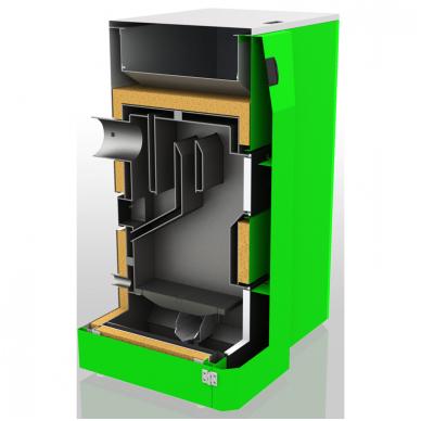 Kostrzewa Compact Bio 24 kombinuotas katilas 2