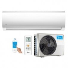 MIDEA BLANC MA-09NXD0-I + MA-09N8D0-O sieninis inverterinis oro kondicionierius