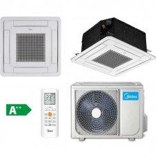 MIDEA COMPACT SPLIT MCA3U-18FNXD0 + MOUU-18FN8-QD0  kasetinis oro kondicionierius