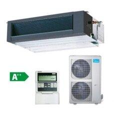 MIDEA SPLIT MTI-36FNXD0 MOU-36FN8-RD0 kanalinis oro kondicionierius