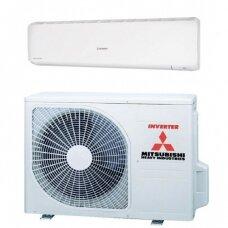 MITSUBISHI SRK / SRC63ZR-W didelio galingumo 6.3/7.1 KW šilumos siurblys oras - oras