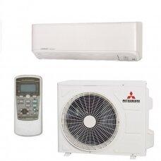 MITSUBISHI SRK/SRC25ZSP-W  2.5/2.8 KW šilumos siurblys oras - oras
